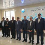 افتتاح تصفیهخانه آب شرب ابهر و خرمدره در استان زنجان  در رسانه ها